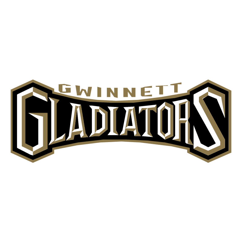 Gwinnett Gladiators vector logo