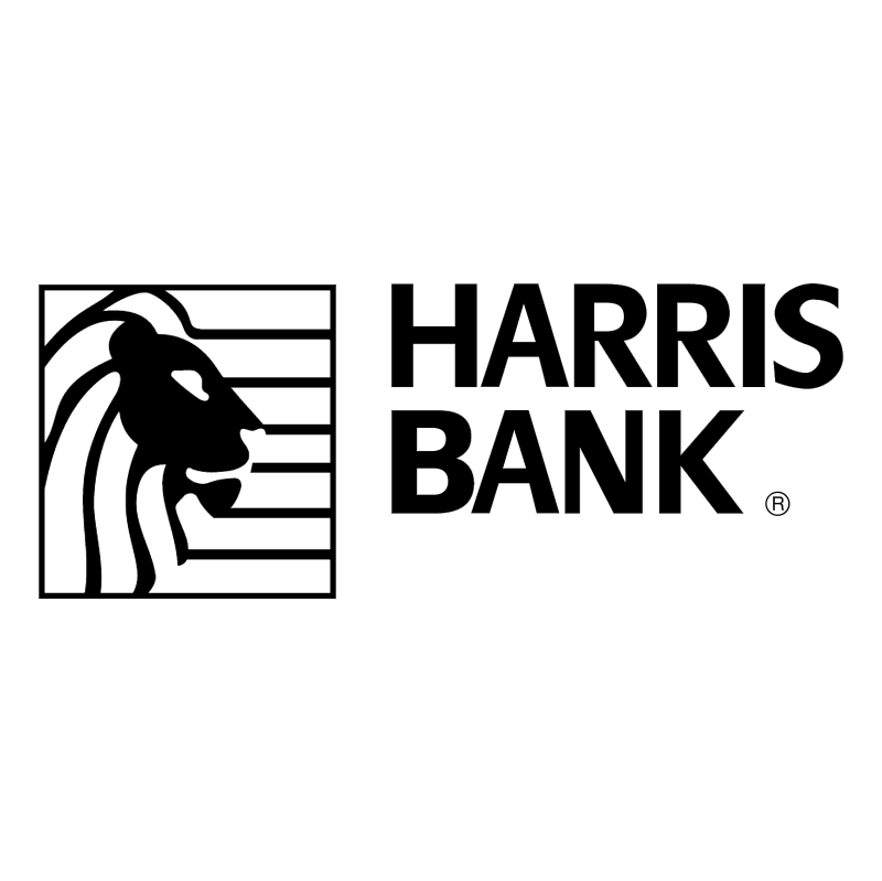 Harris Bank vector logo