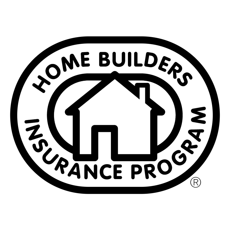Home Builders Insurance Program vector