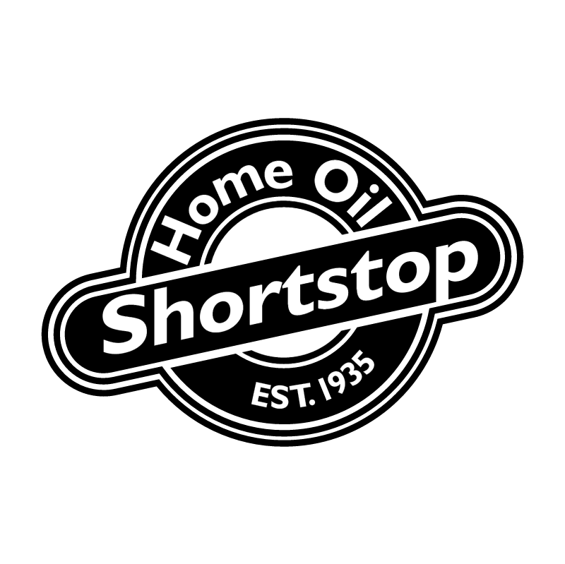 Home Oil Shortstop vector logo