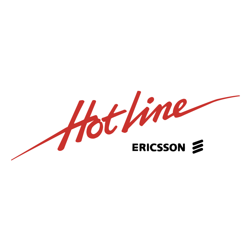 Hotline vector logo