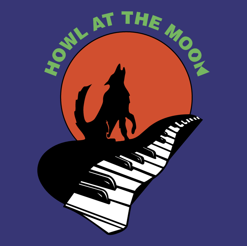 Howl At The Moon vector