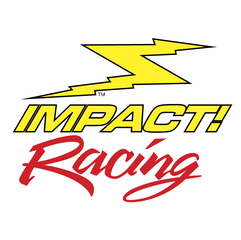 Impact Racing vector logo