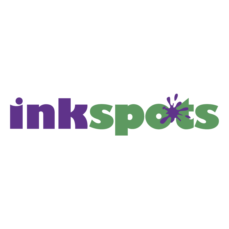 Ink Spots vector logo