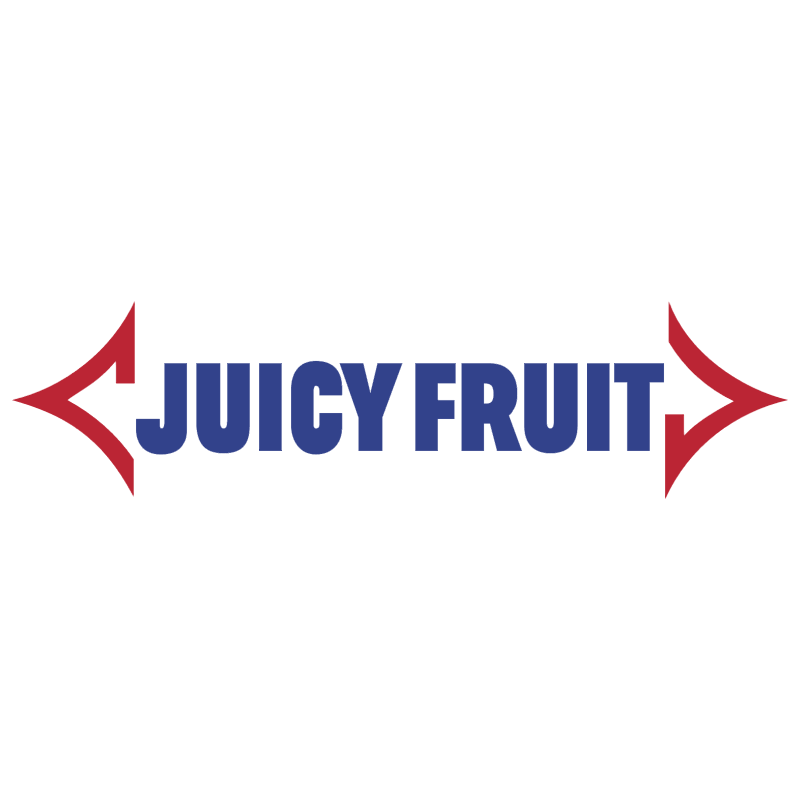 Juicy Fruit vector
