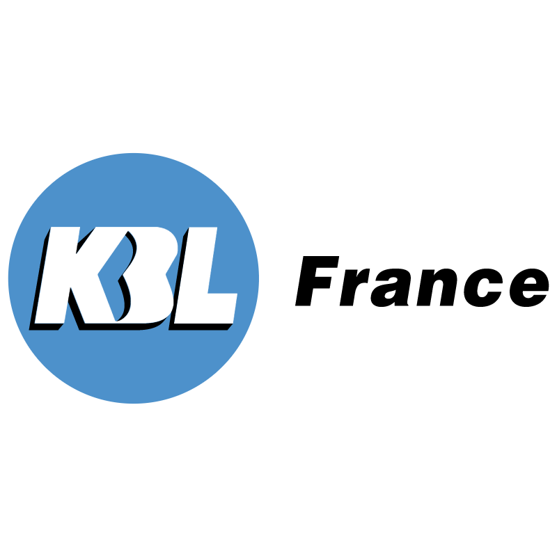 KBL France vector logo