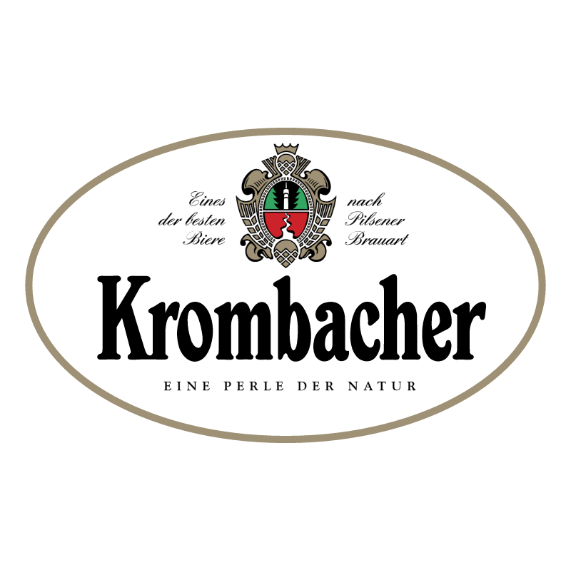 Krombacher vector logo
