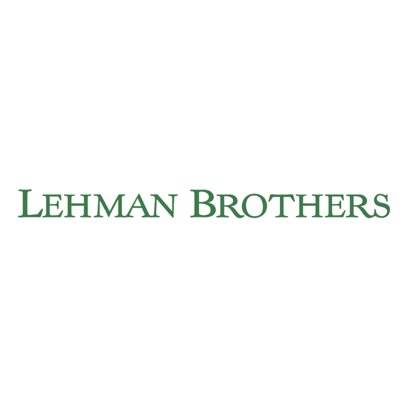 Lehman Brothers vector