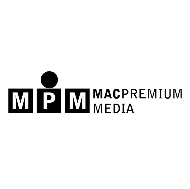 MacPremium Media vector logo