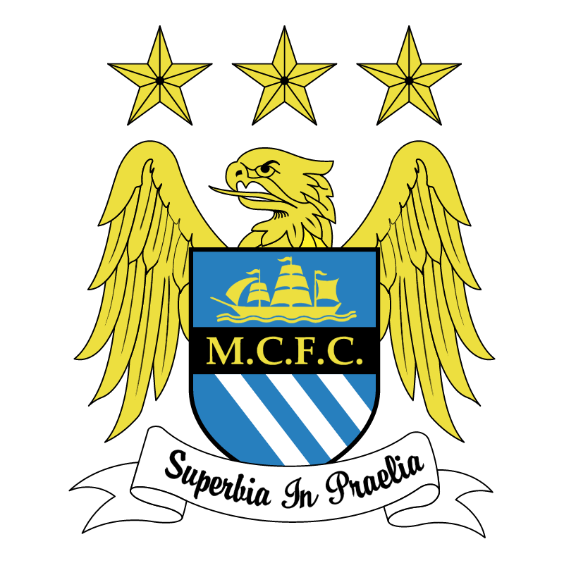 Manchester City FC vector
