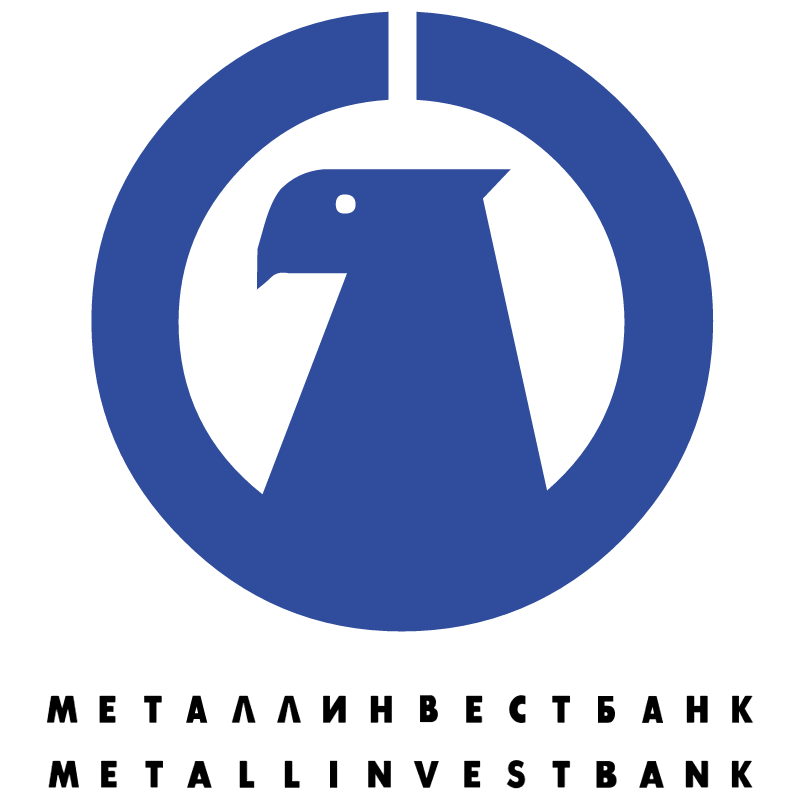 Metallinvestbank vector