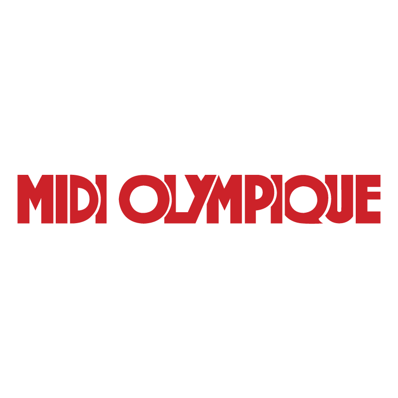 Midi Olympique vector