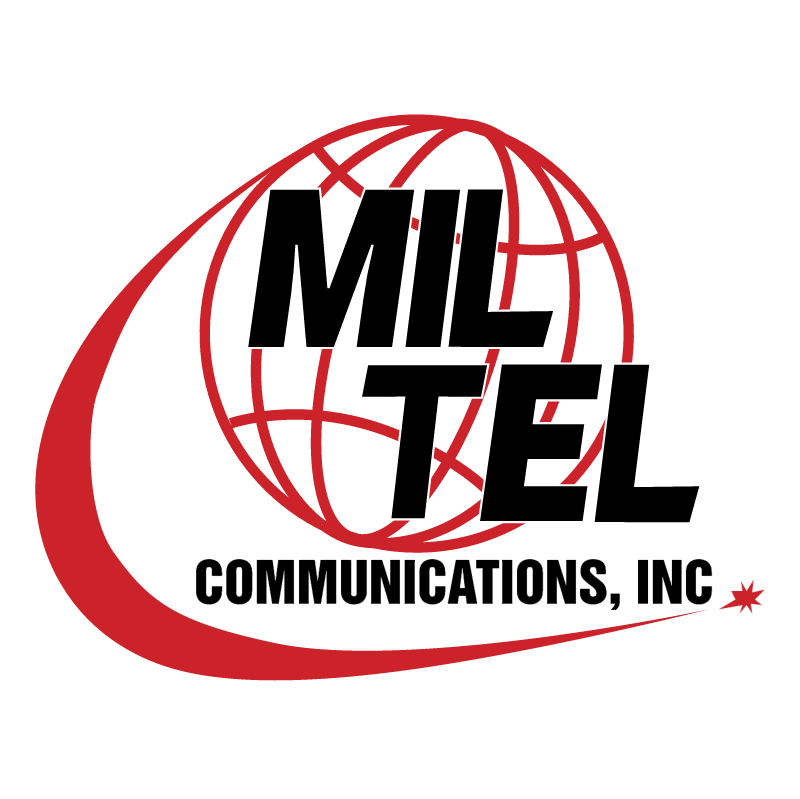 Mil Tel Communications vector logo