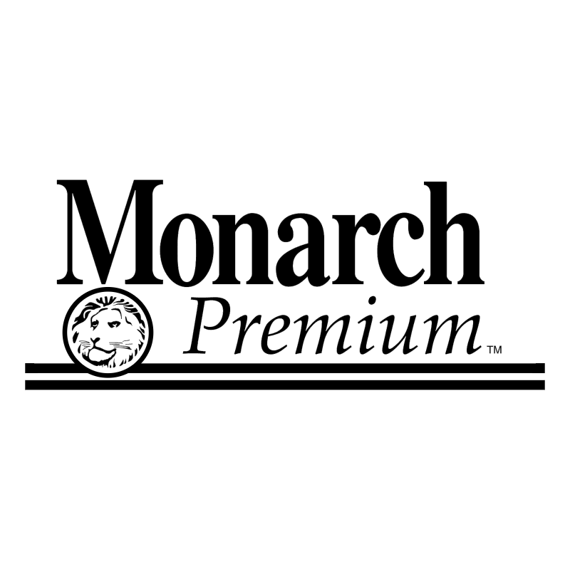 Monarch Premium vector