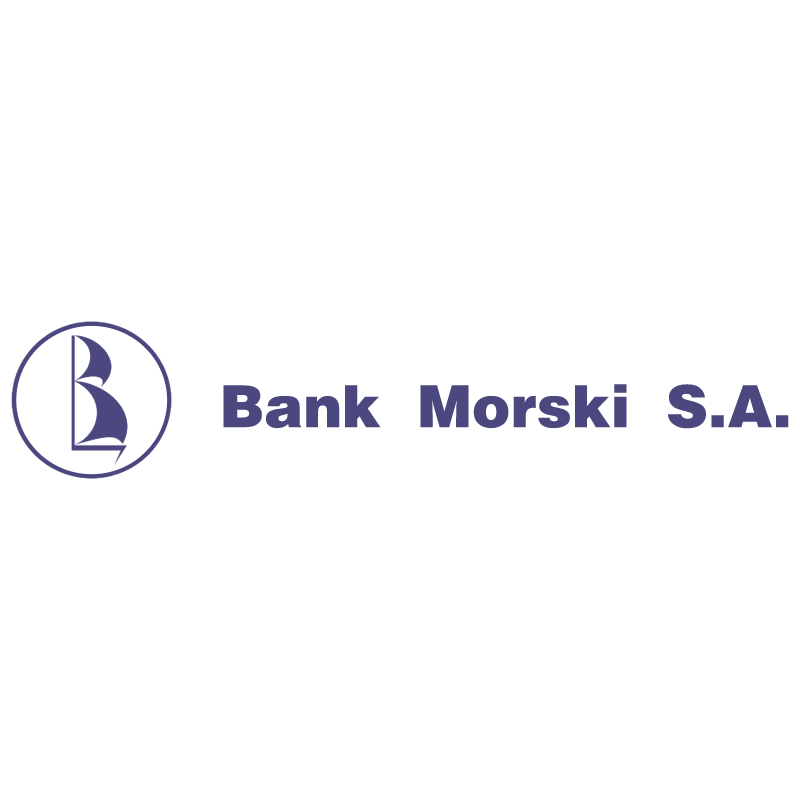 Morski Bank vector logo