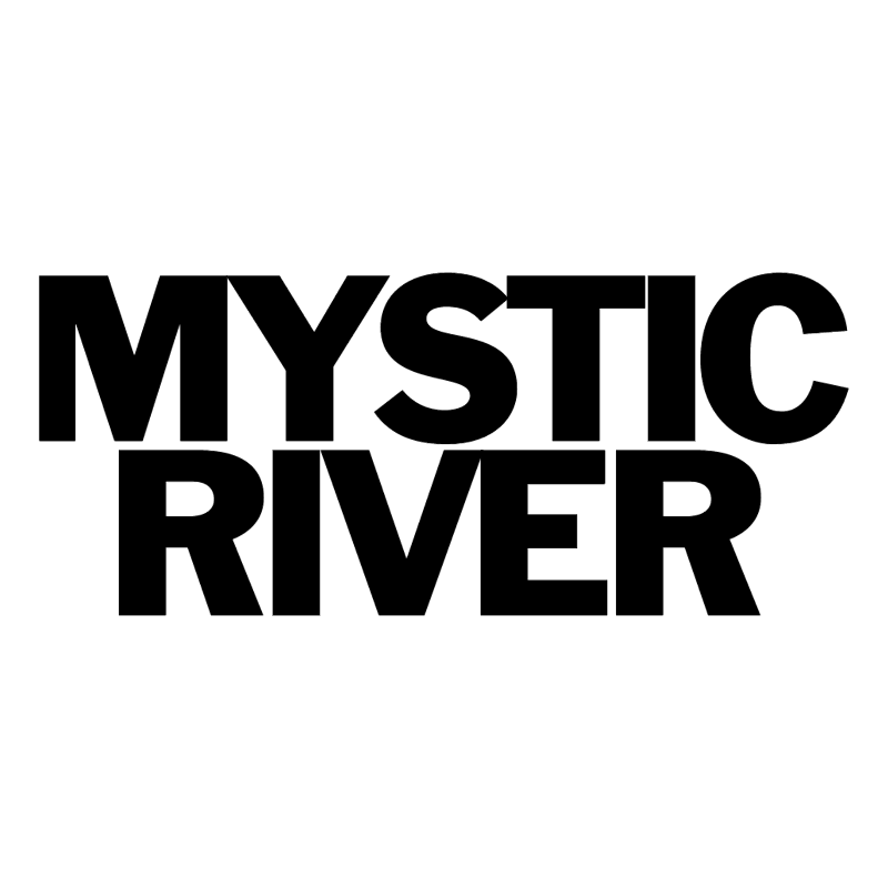 Mystic River vector