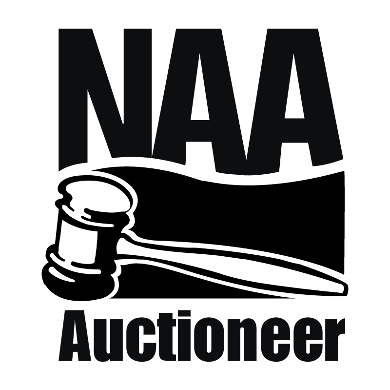NAA Auctioneer vector logo