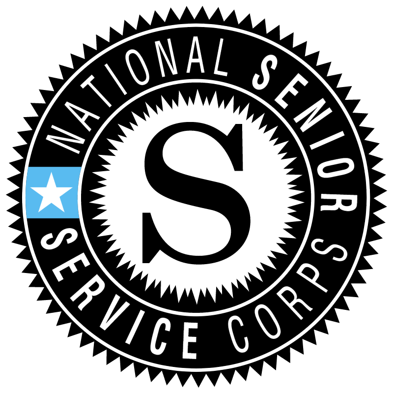 National Senior Service Corps vector