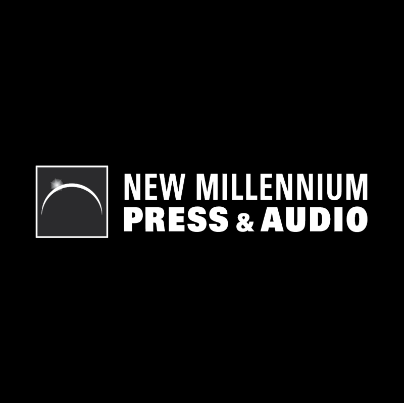 New Millennium Press & Audio vector
