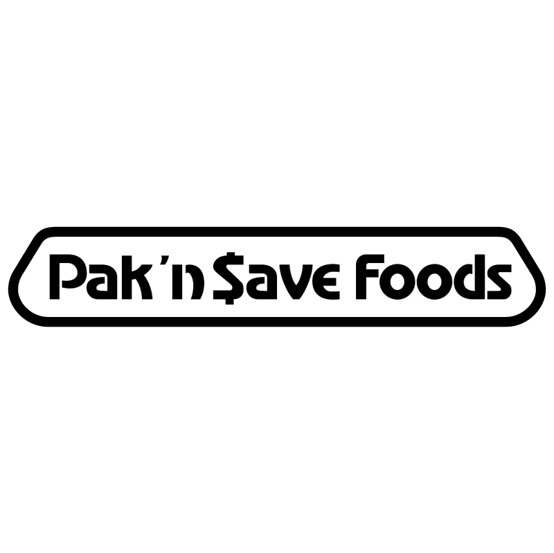 Pak'n Save Foods vector