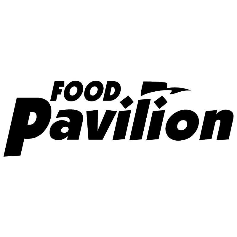 Pavilion Food vector