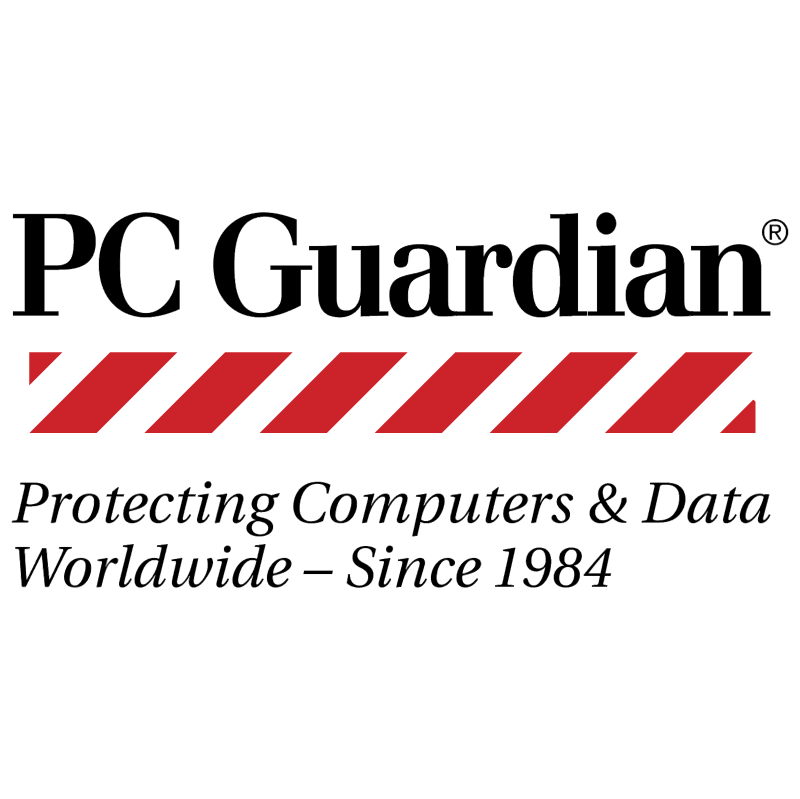 PC Guardian vector logo