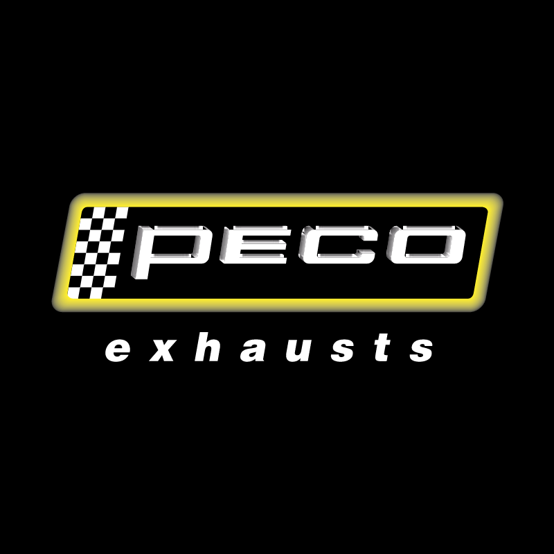 Peco exhaust logo