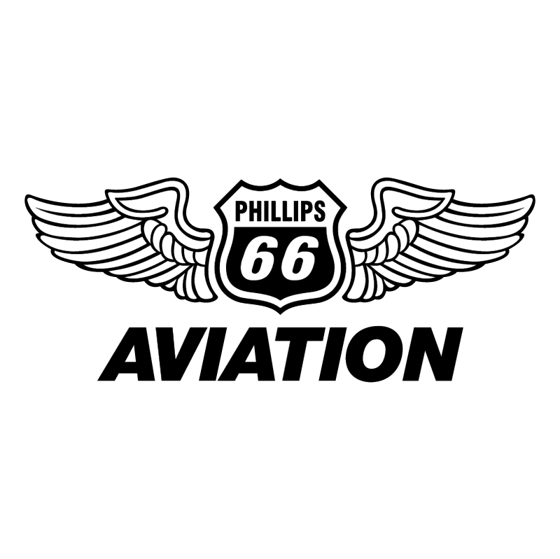 Phillips 66 Aviation vector