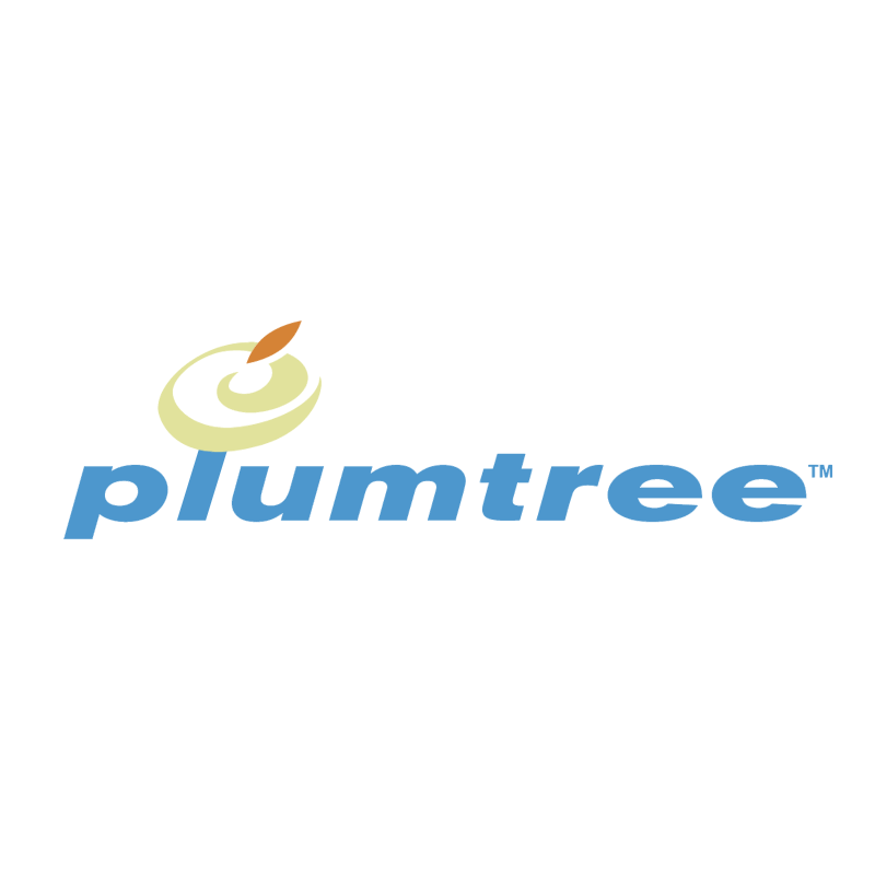 Plumtree vector logo
