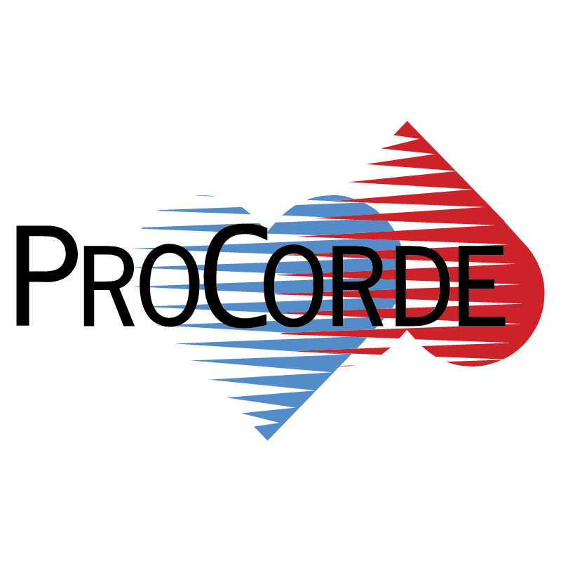 ProCorde vector logo