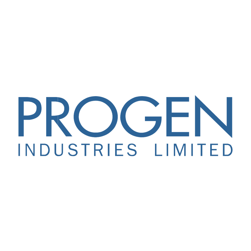 Progen Industries vector logo