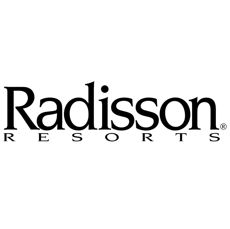 Radisson Resorts vector