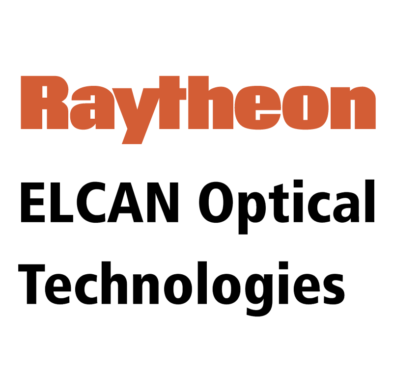Raytheon Elcan Optical Technologies logo