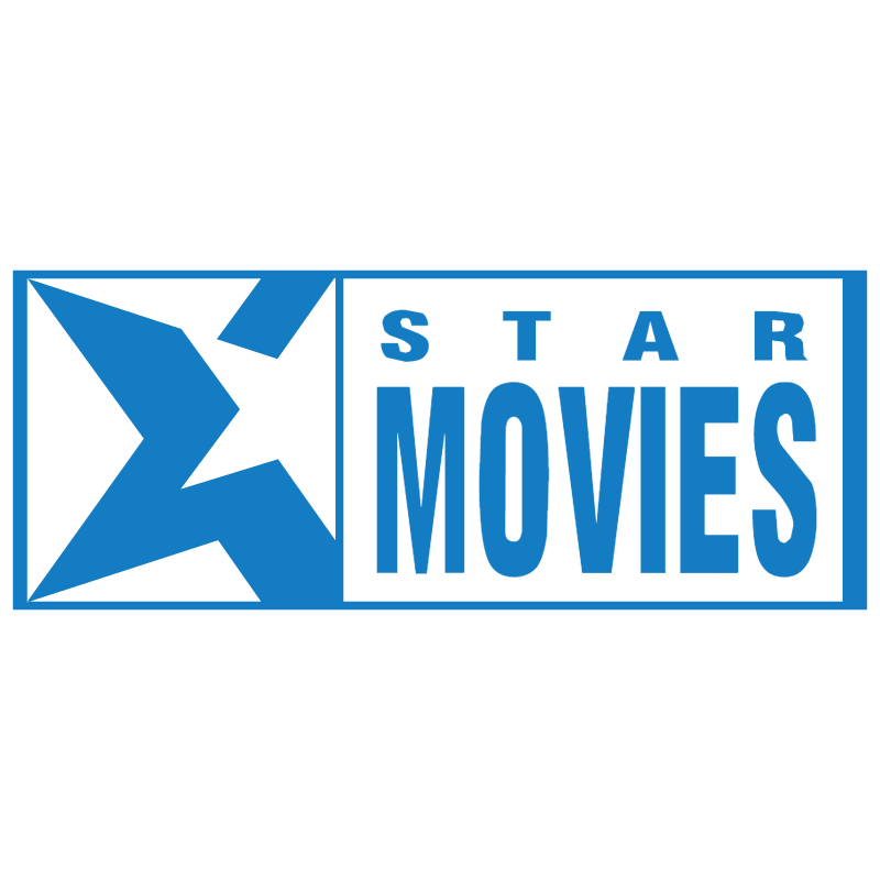 Star Movies vector logo