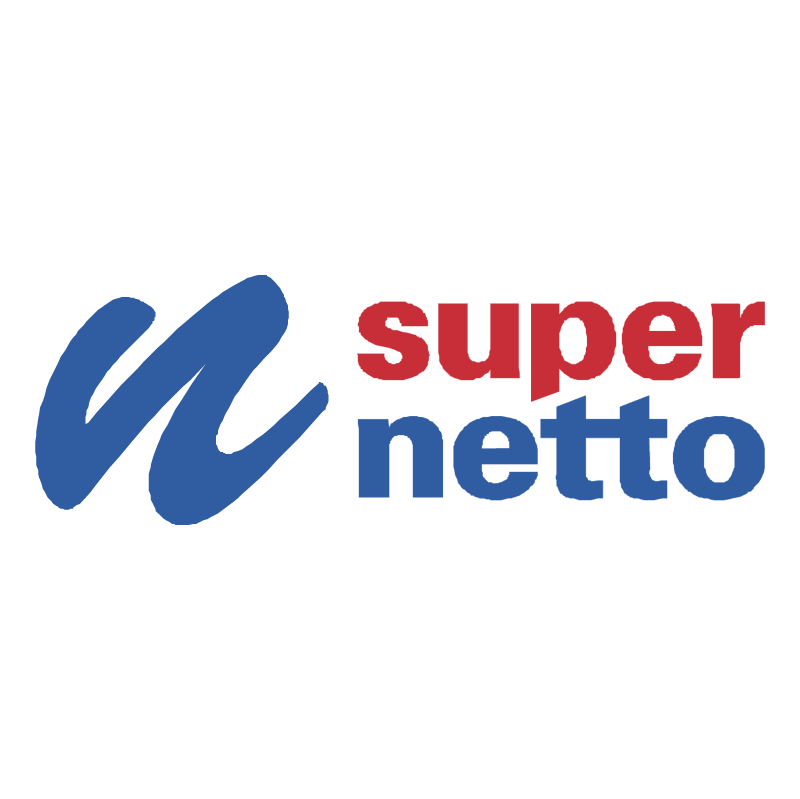 Super Netto vector