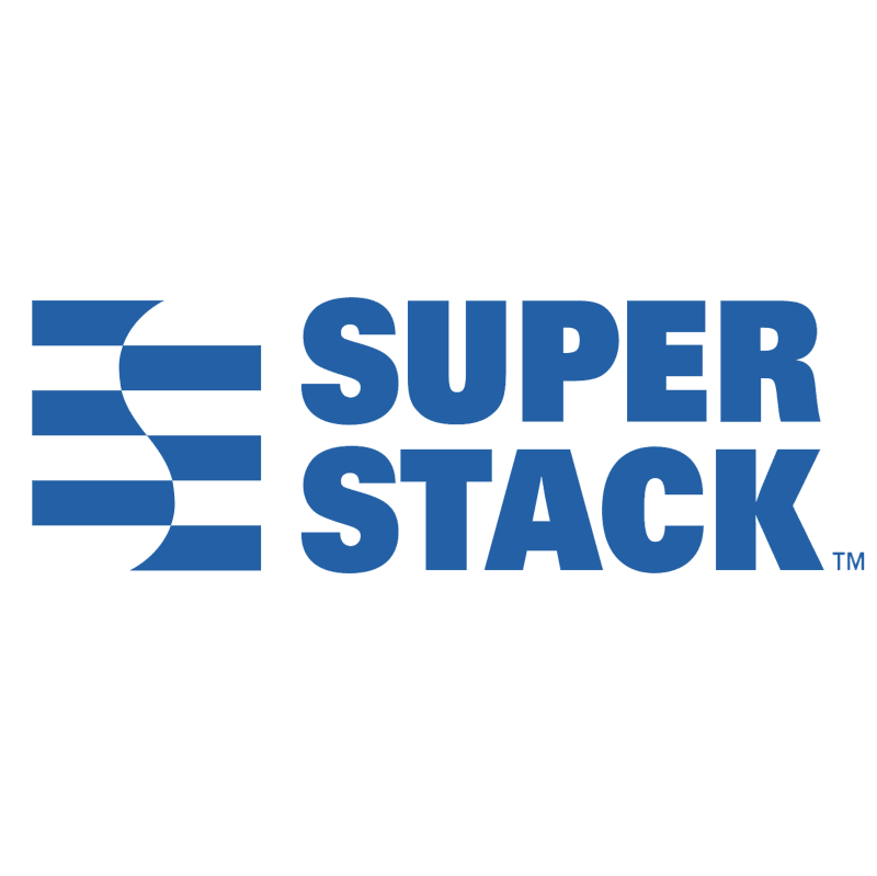 SuperStack vector logo