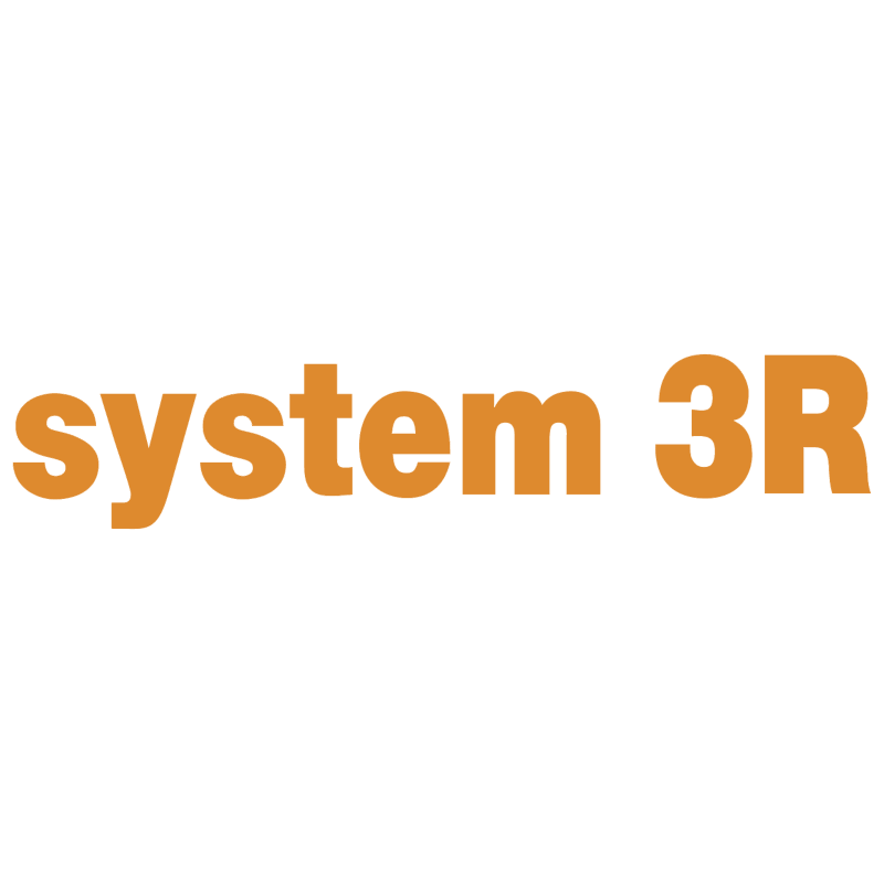 System 3R vector
