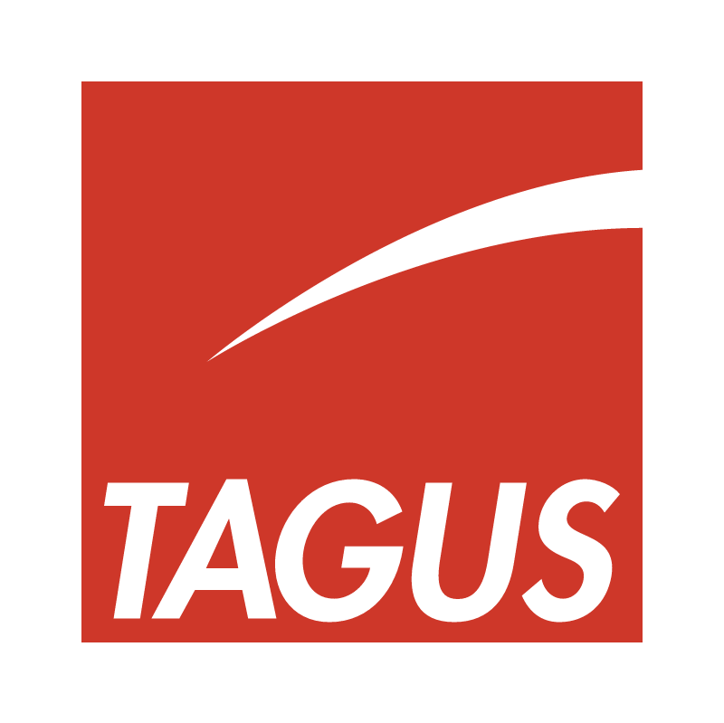 Tagus Travel vector logo
