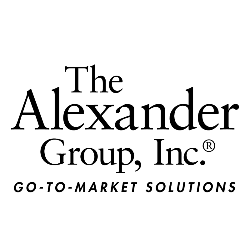 The Alexander Group vector logo