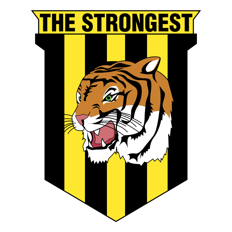 The Strongest logo