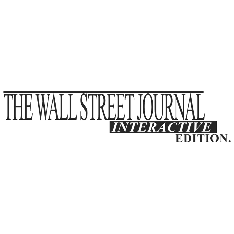 The Wall Street Journal IE vector logo