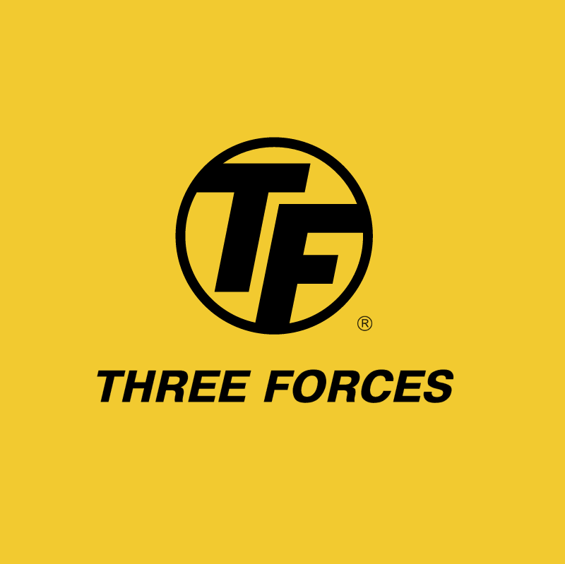Three Forces vector
