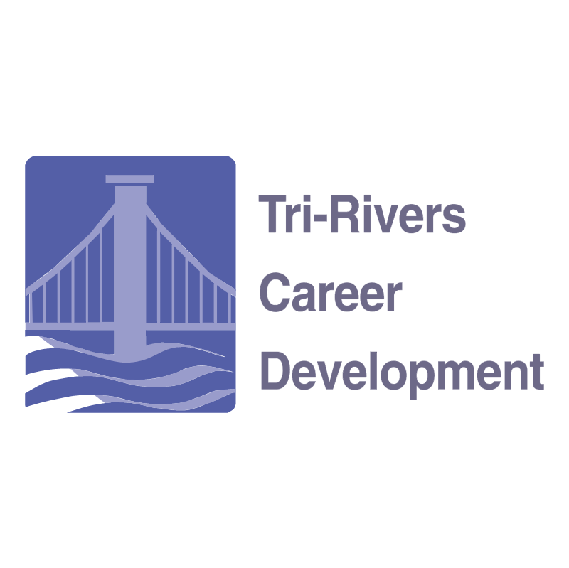 Tri Rivers Career Development vector
