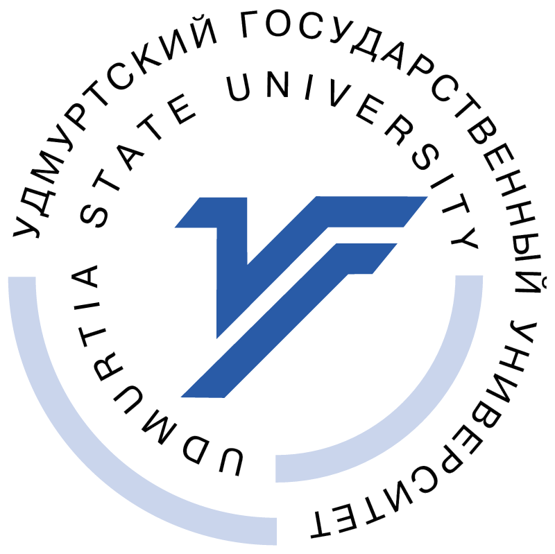 Udmurtia State University vector