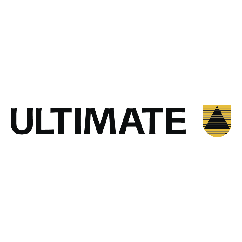 Ultimate vector logo