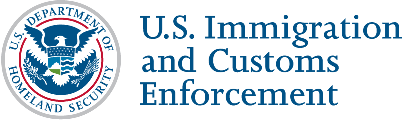 US Immigration And Customs Enforcement logo