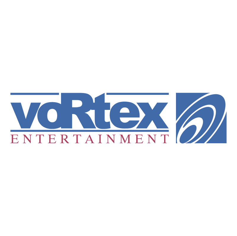 Vortex Entertainment vector logo