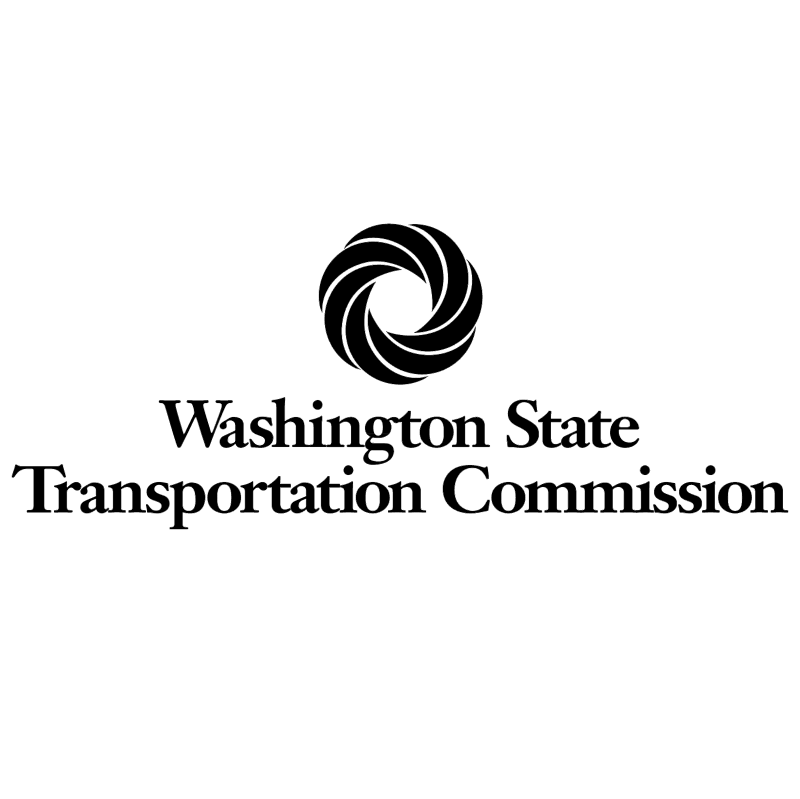 Washington State Transportation Commission vector