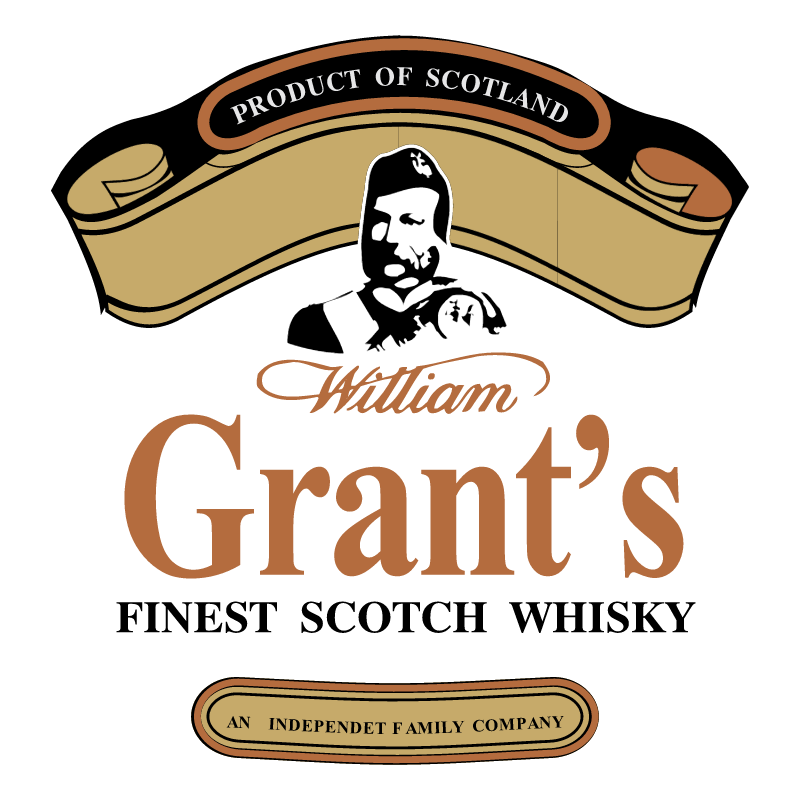 William Grant's vector logo