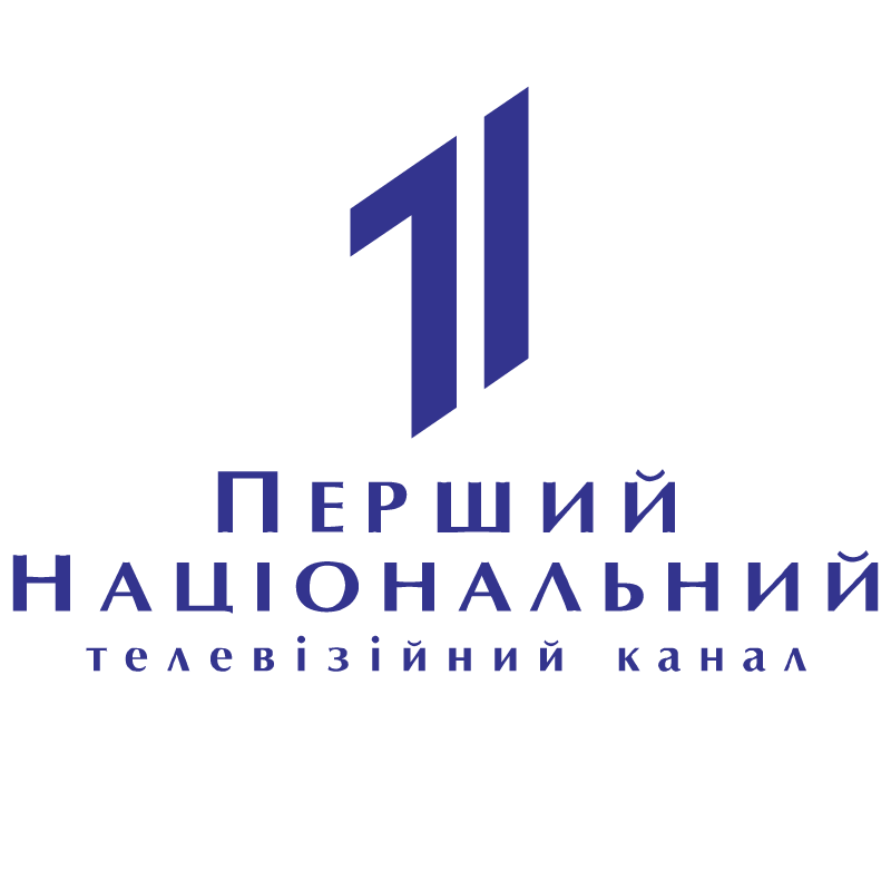 1 Nacional Ukraine TV Channel logo